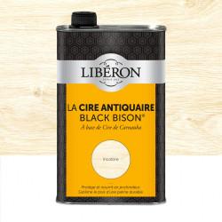 Cire liquide meuble et objets Antiquaire black bison® LIBERON, incolore 0.5 l de marque LIBERON, référence: B5786000