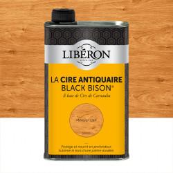 Cire liquide meuble et objets Antiquaire black bison® LIBERON, merisier clair 0. de marque LIBERON, référence: B5786100