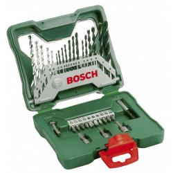 Coffret de 33 pièces de perçage / vissage pour pierre / métal / bois BOSCH de marque BOSCH, référence: B5795000