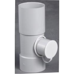 Collecteur d'eau pvc gris GIRPI, Dév.16 cm Diam.50 mm de marque GIRPI, référence: B5800300