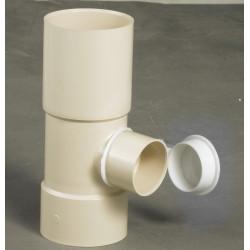 Collecteur d'eau pvc sable GIRPI, Dév.16 cm Diam.50 mm de marque GIRPI, référence: B5800400