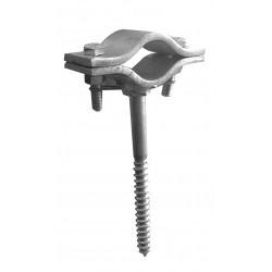 Collier avec tire-fond METRONIC de marque Metronic, référence: B5800500