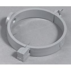 Collier de fixation pour tube pvc Diam.100 mm GIRPI de marque GIRPI, référence: B5800600