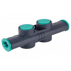 Connecteur serre joint 1 main WOLFCRAFT, 200 mm de marque WOLFCRAFT, référence: B5802500