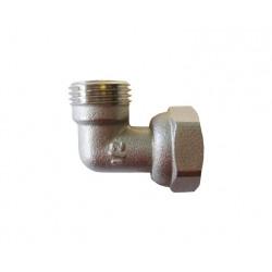 Coude pour tout type de gaz pour gazinière, GAZINOX de marque GAZINOX, référence: B5803900