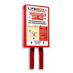 Couverture antifeu LIFEBOX de marque LIFEBOX, référence: B5808000