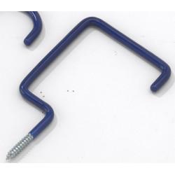 Crochet à visser MOTTEZ, H.19 x l.11 x P.1 cm de marque MOTTEZ, référence: B5808800