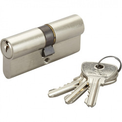 Cylindre de serrure BRICARD alpha L.35 + 35 mm de marque BRICARD, référence: B5814300