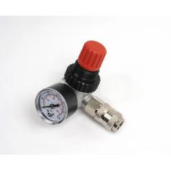 Détendeur avec mano et robinet et robinet MICHELIN de marque MICHELIN, référence: B5819000