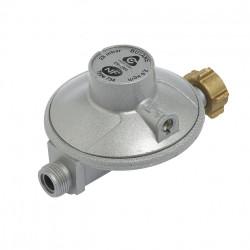 Détendeur pour gaz butane grand débit 28 millibars débit 2,6kg/h, GAZINOX de marque GAZINOX, référence: B5819600