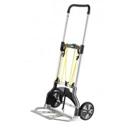 Diable pliable WOLFCRAFT, charge garantie  100 kg de marque WOLFCRAFT, référence: B5820500