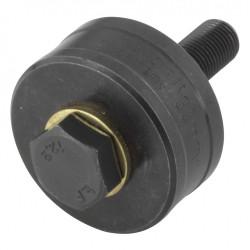 Emporte-pièces Diam.32 mm WOLFCRAFT 3753000 pour inox et plastique de marque WOLFCRAFT, référence: B5829000