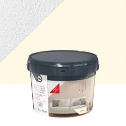 Enduit décoratif Reliss 2 en 1 MAISON DECO, blanc, 15 kg de marque MAISON DECO, référence: B5830600