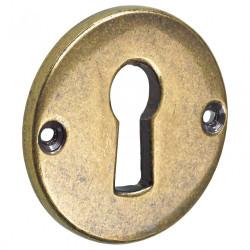 Entrée de serrure de meuble acier en applique HETTICH de marque HETTICH, référence: B5835000
