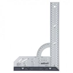 Équerre multifonction en acier WOLFCRAFT, 30 cm de marque WOLFCRAFT, référence: B5837600