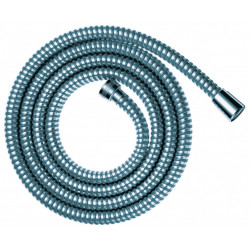 Flexible de douche L.200 cm chrome, HANSGROHE Metaflex de marque HANSGROHE, référence: B5846100