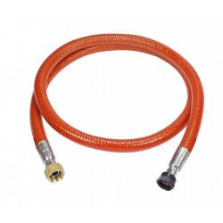 Flexible inox gaz bp validité illimitée garantie à vie, H1.5m MASTERINOX Premium de marque GAZINOX, référence: B5846500