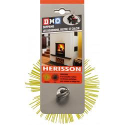 Herisson de ramonage nylon DMO, D150 mm de marque Dmo, référence: B5867200