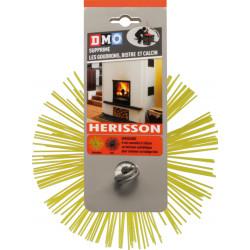 Herisson de ramonage nylon DMO, D200 mm de marque Dmo, référence: B5867300