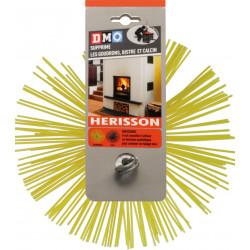 Herisson de ramonage nylon DMO, D250 mm de marque Dmo, référence: B5867400