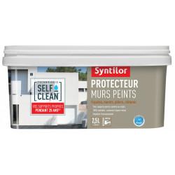 Imperméabilisant façade Protecteur murs peints self clean incolore 2,5L de marque SYNTILOR, référence: B5869700
