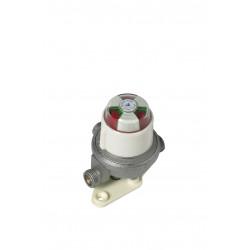 Inverseur automatique pour gaz butane 1ère détente, GAZINOX de marque GAZINOX, référence: B5872800