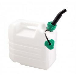 Jerrican avec bec verseur en polyéthylène EDA, 10 l de marque EDA, référence: B5873200