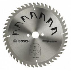 Lame coupe fine et nette BOSCH Précision pour finitions du bois de marque BOSCH, référence: B5882800
