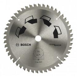 Lame coupe multimatériau BOSCH Spécial pour finition multi-matériaux de marque BOSCH, référence: B5883100