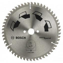 Lame coupe multimatériau BOSCH Spécial pour finition multi-matériaux de marque BOSCH, référence: B5883200
