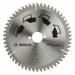 Lame coupe multimatériau BOSCH Spécial pour finition multi-matériaux de marque BOSCH, référence: B5883300