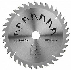 Lame diamant coupe fine et nette BOSCH Précision pour finition bois de marque BOSCH, référence: B5883800