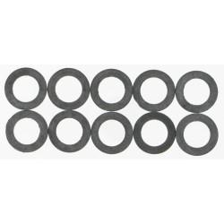 Lot de 10 joints caoutchouc, 12/17 mm COMAP de marque COMAP, référence: B5900200