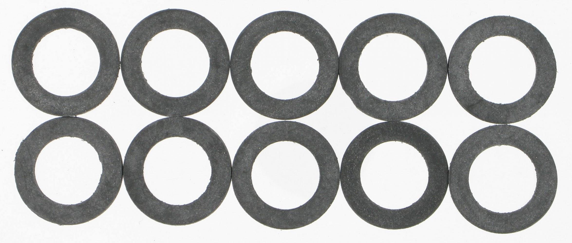 Lot de 10 joints caoutchouc, 12/17 mm COMAP