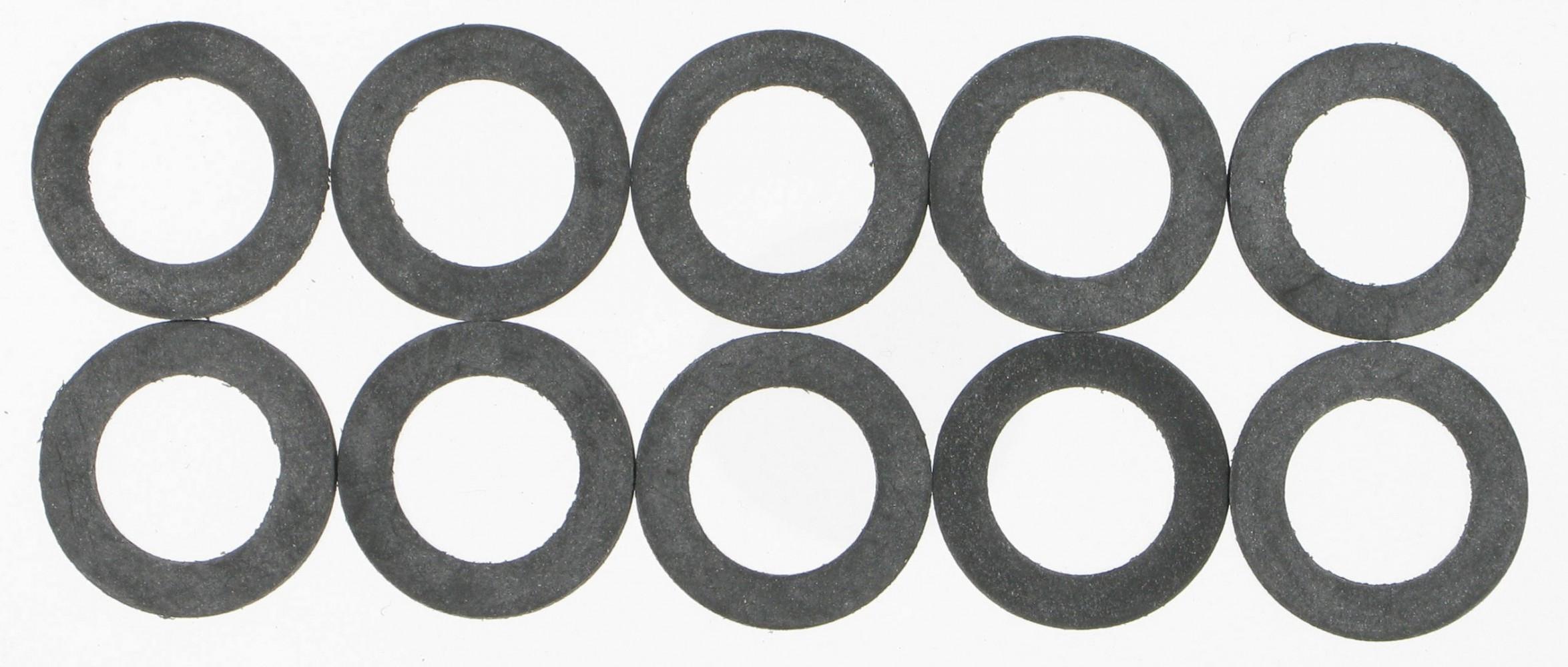Lot de 10 joints caoutchouc, 15/21 mm COMAP