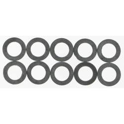 Lot de 10 joints caoutchouc, 17/23 mm COMAP de marque COMAP, référence: B5900400
