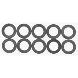 Lot de 10 joints caoutchouc, 20/27 mm COMAP de marque COMAP, référence: B5900500
