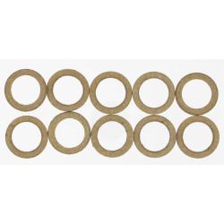 Lot de 10 joints cuir, 12/17 mm COMAP de marque COMAP, référence: B5900700