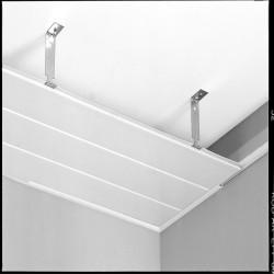 Lot de 10 suspentes pour plafond lambris GROSFILLEX, 15cm de marque GROSFILLEX, référence: B5904100