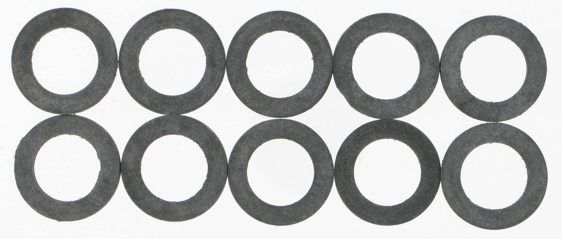 Lot de 100 joints caoutchouc, 12/17 mm COMAP
