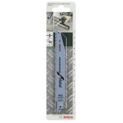 Lot de 2 lames coupe multiusage BOSCH S123xf pour métal de marque BOSCH, référence: B5916600