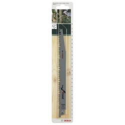 Lot de 2 lames coupe rapide et grossière BOSCH S1131l pour scie sabre ou égoïne de marque BOSCH, référence: B5916800