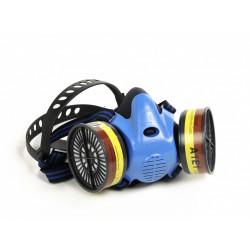 Masque de protection respiratoire avec 2 filtres MICHELIN de marque MICHELIN, référence: B5950100