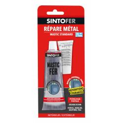 Mastic et durcisseur Sinto fer SINTO, mastic 115 g + durcis 10 gr de marque SINTO, référence: B5956200