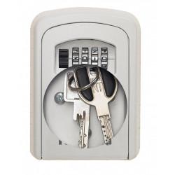 Minicoffre MASTER LOCK Select access à fixer, H.11.8 x l.8.3 x P.3.4 cm de marque MASTER LOCK, référence: B5959100