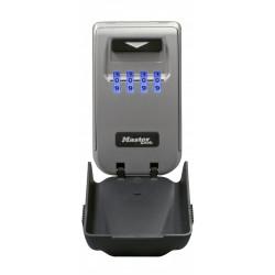 Minicoffre MASTER LOCK Select access à fixer, H.12 x l.7.2 x P.5.4 cm de marque MASTER LOCK, référence: B5959200