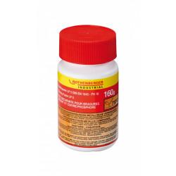 Pâte décapante pour argent et cuivre / phosphore 160 g ROTHENBERGER de marque ROTHENBERGER, référence: B5972100
