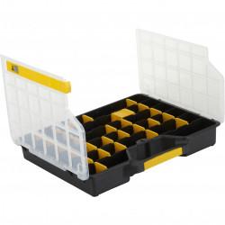 Mallette Plastique ALLIT, l.46.5 x H.7.2 x P.37.3 cm de marque ALLIT, référence: B5974600