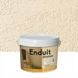 Peinture à effet, Enduit 1er prix à cirer ID, beige, 15 kg de marque ID, référence: B5977600