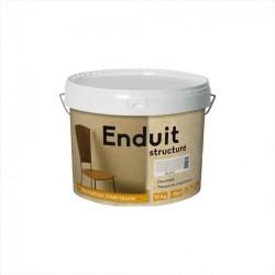 Peinture à effet, Enduit 1er prix à cirer ID, blanc, 15 kg de marque ID, référence: B5977700